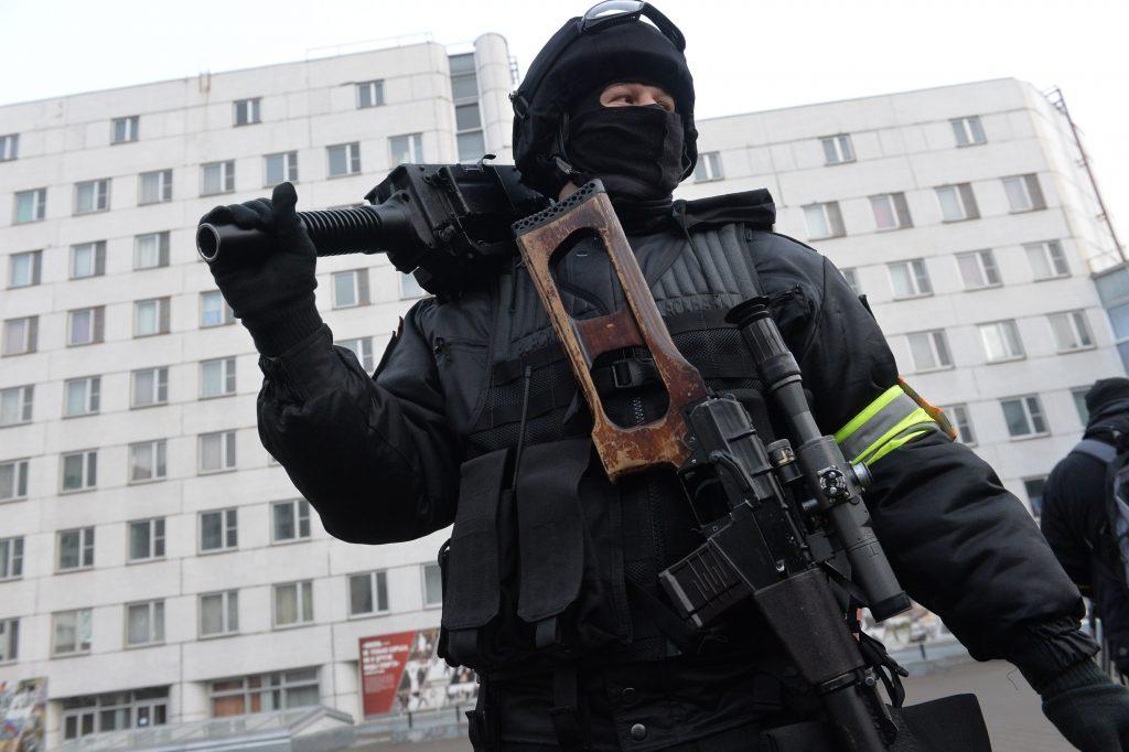 ФСБ «накрыла» ячейку террористов под Москвой