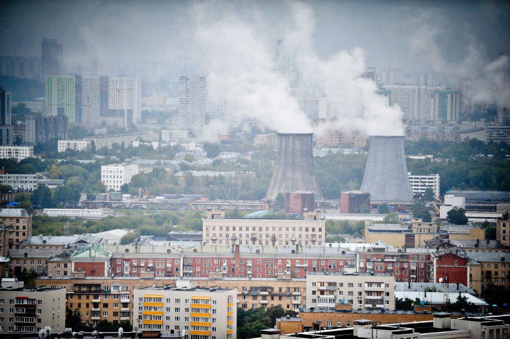 Москве пообещали резкий скачок атмосферного давления