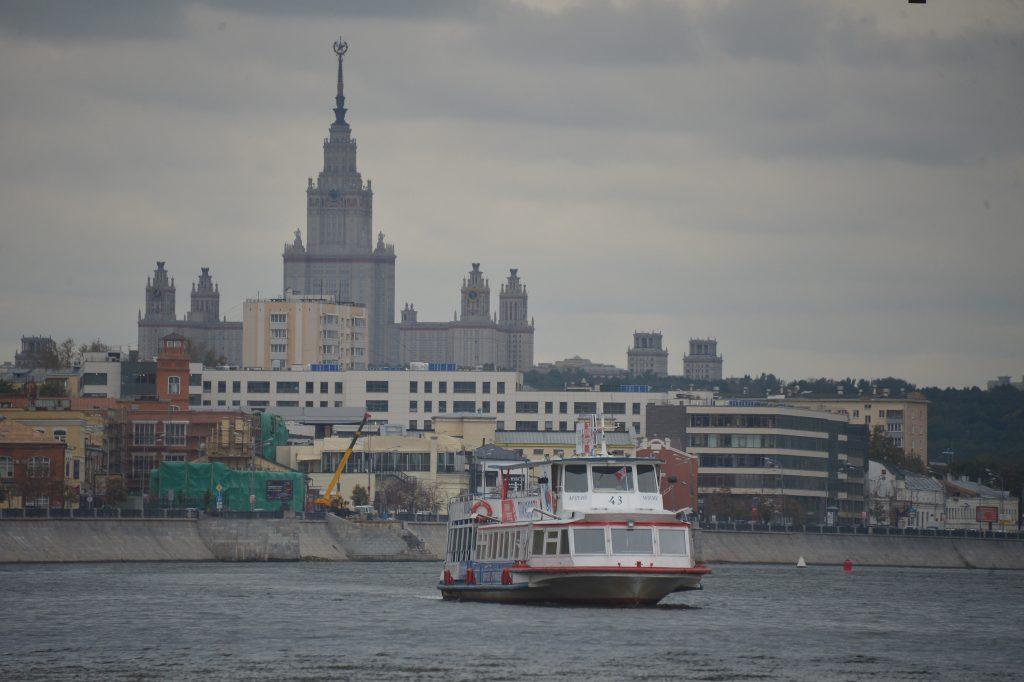 Москва испытает рекордный обвал атмосферного давления
