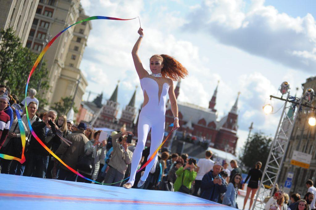 Москвичи оценили День города на портале «Активный гражданин»