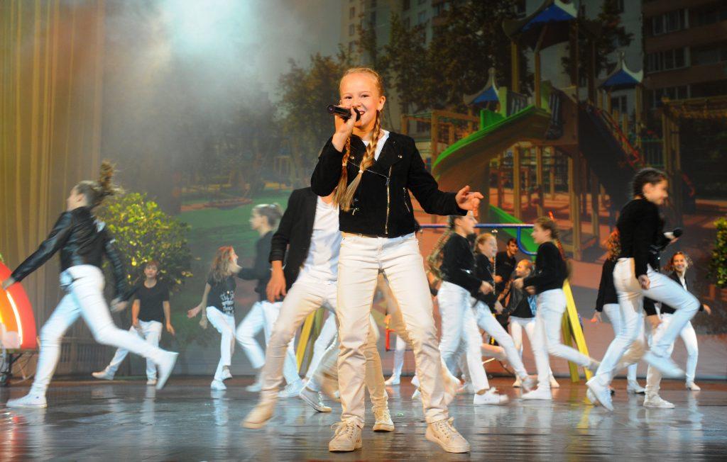 Дошкольники Десеновского выступят на концерте в честь Дня пожилых людей