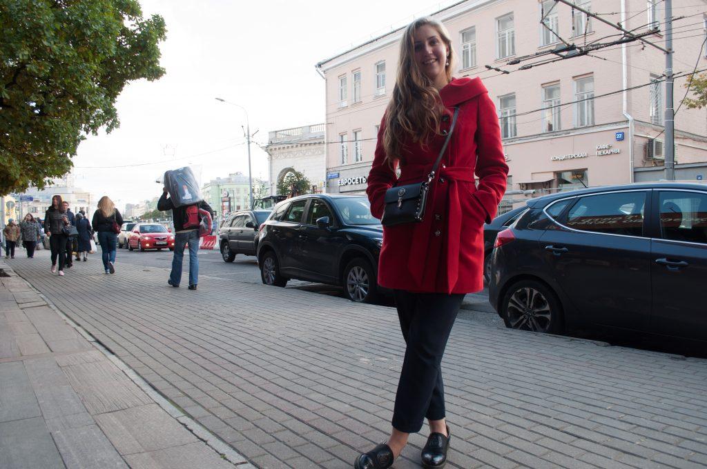 Новая неделя принесет Москве потепление