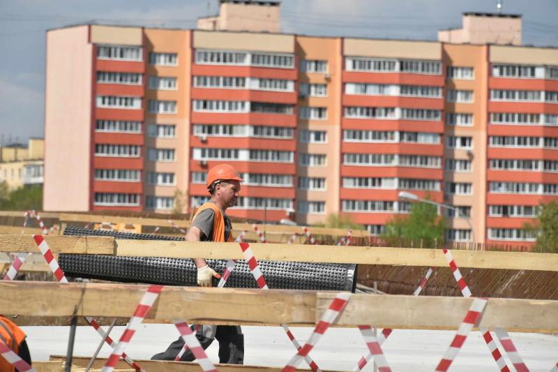 """Около 11 миллионов квадратных метров недвижимости построили в Новой Москве с 2012 года. Фото: архив, """"Вечерняя Москва"""""""