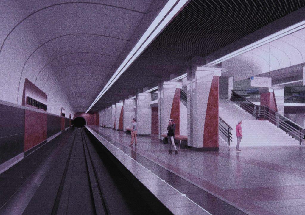 Новая ветка Московского метрополитена и участок Третьего пересадочного контура откроются в 2018 году