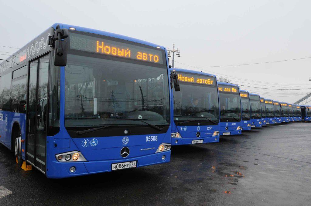 Обновленная схема движения автобусов заработает 7 октября