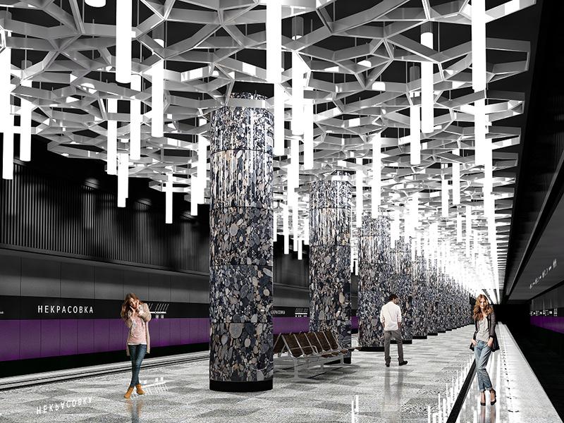 Первый запуск поездов на участке Кожуховской линии пройдет в мае 2018 года