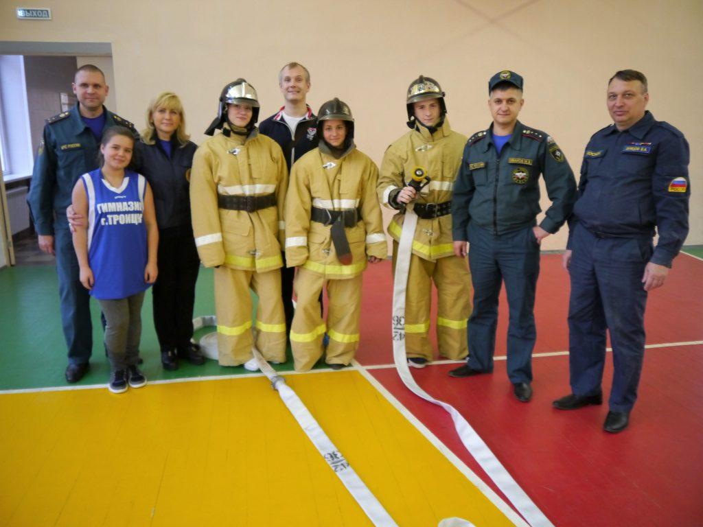 Соревнования «Школа безопасности» провели в Новой Москве