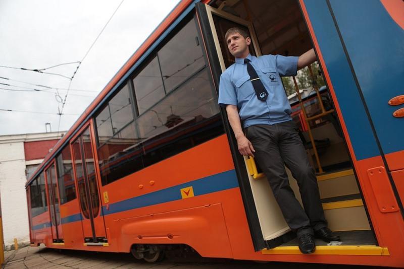 Проект трамвайной линии от станции «Прокшино» до Троицка одобрили. Фото: архив, «Вечерняя Москва»