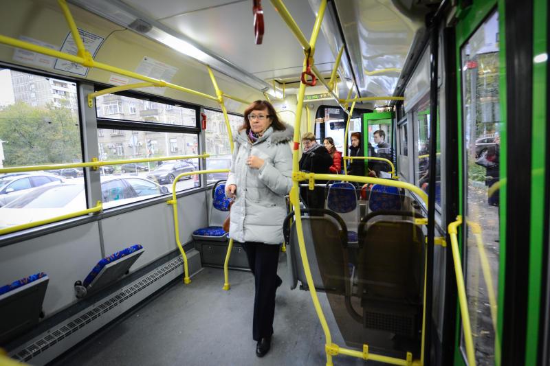 Маршрут автобуса №882 изменился