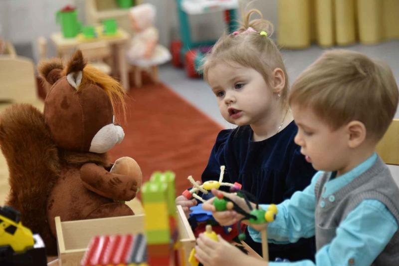 Ростовые куклы и игровые наборы закупят для детского сада в Рязановском