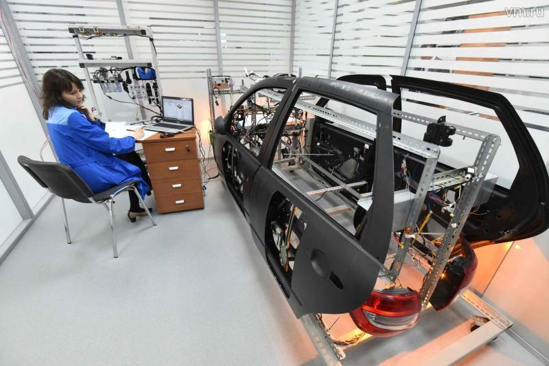 Первый Центр комплектующих для автоматизированного транспорта появится в Москве