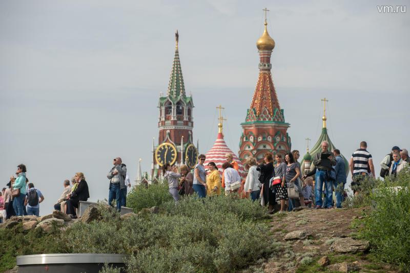Бесплатная выставка будет доступна в часы работы парка «Зарядья». Фото: Артем Житенев