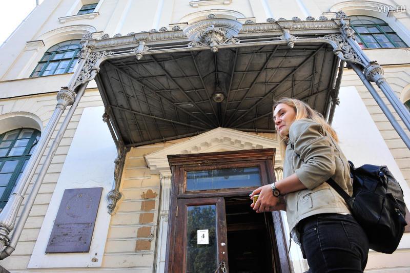 В центре Москвы обновили фасады более 700 зданий