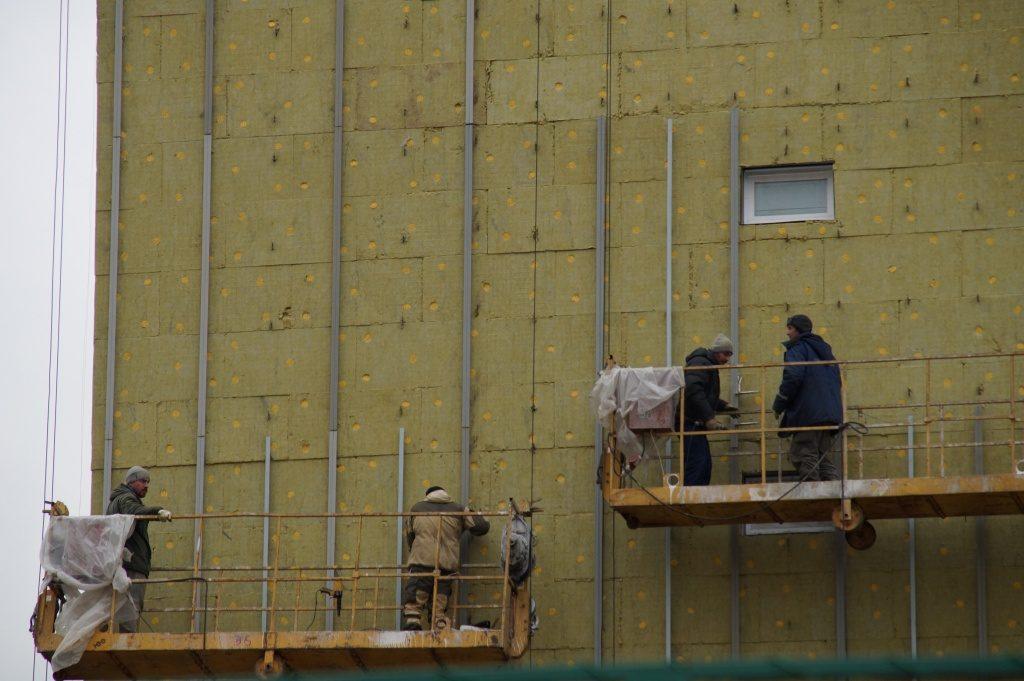 Когда планируется ремонт фасада дома