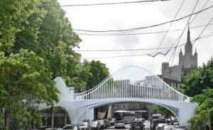 Волнообразный мост построят в Московском зоопарке