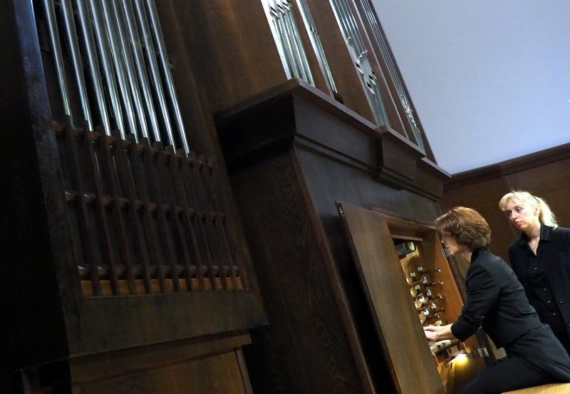Испанскую органную музыку услышат жители Щаповского