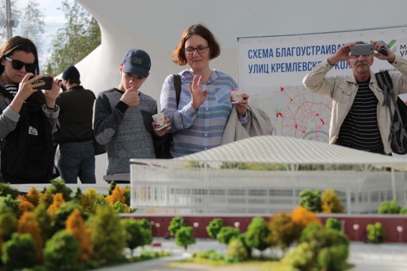 Около миллиона человек посетило за месяц парк «Зарядье»