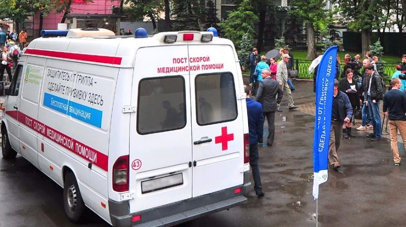 Мобильные пункты вакцинации завершили работу в Москве