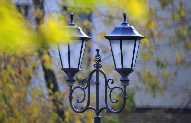 Около 25 новых светильников установили в Кленовском