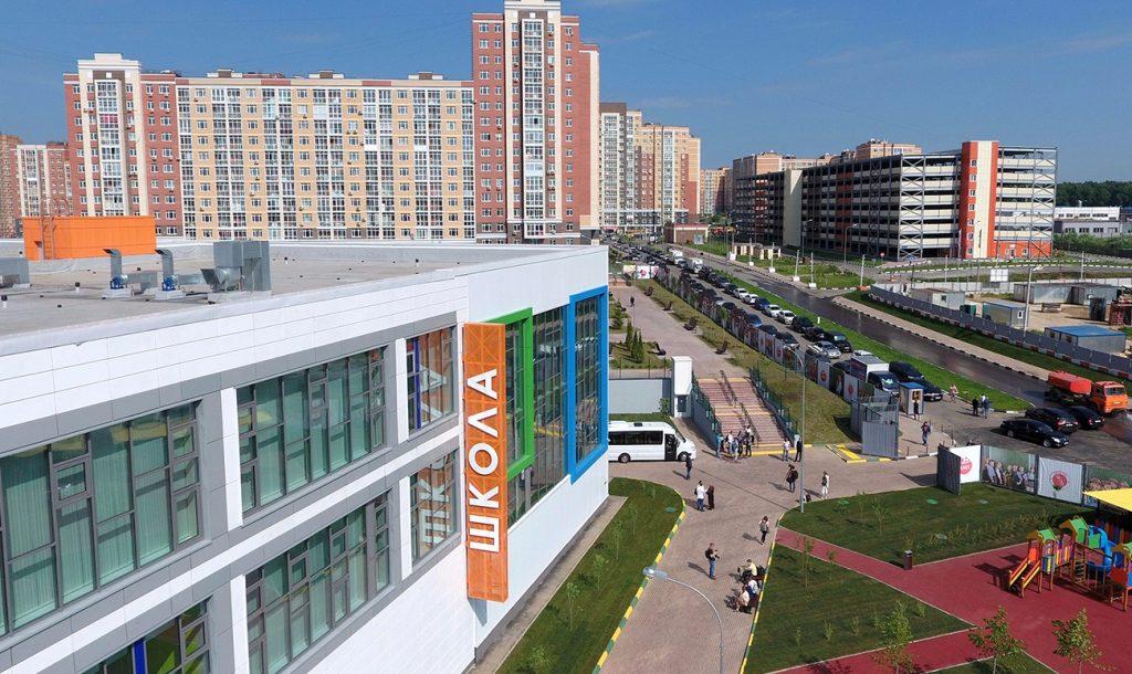 Более 50 объектов недвижимости ввели в эксплуатацию в Новой Москве с начала года