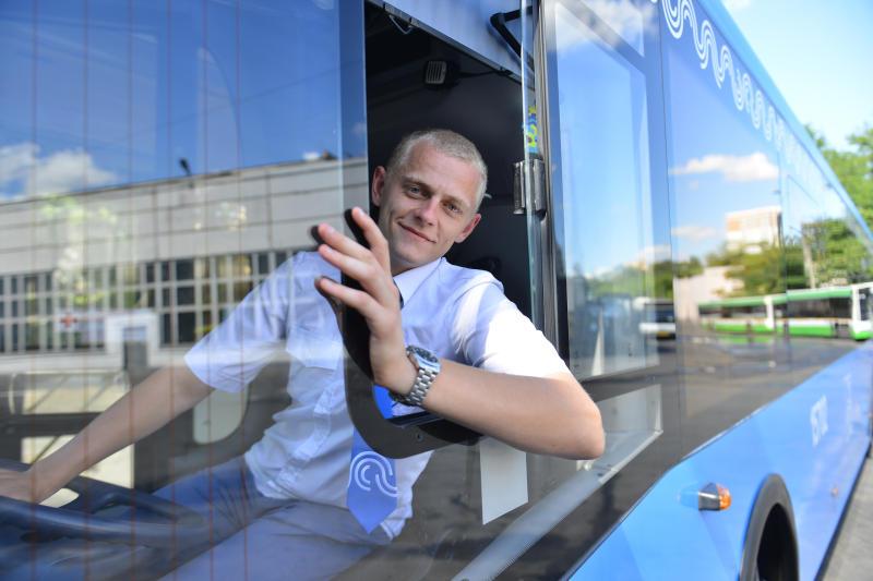 Один из автобусов в Новой Москве изменил маршрут