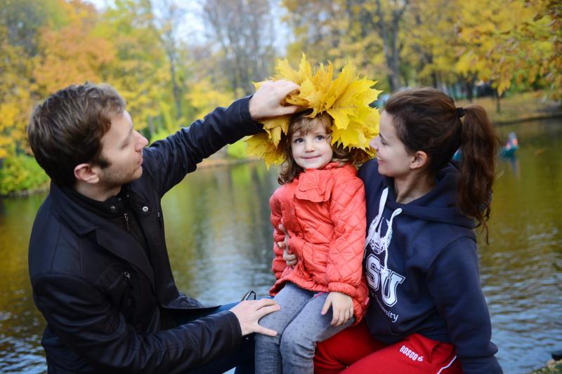 Детей Марушкинского пригласили в гости к осени