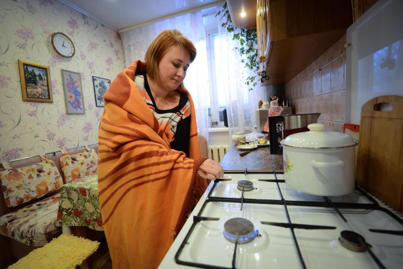 Тепло подано во все жилые здания и социальные объекты Москвы
