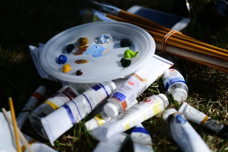Юных жителей Воскресенского научат рисовать