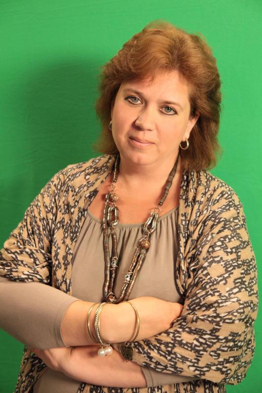Телекритик Ольга Кузина. Фото: Петр Блоховитинов
