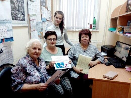 Молодые парламентарии провели лекцию о компьютерной грамотности в Рязановском