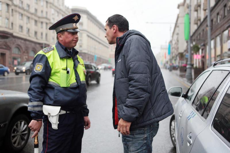 Сотрудники полиции Новой Москвы задержали преступника