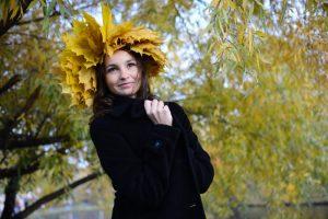 """Осень настала – листва опала. Фото: архив, """"Вечерняя Москва"""""""