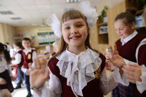 """Более 100 школ построят в Новой Москве к 2035 году. Фото: архив, """"Вечерняя Москва"""""""