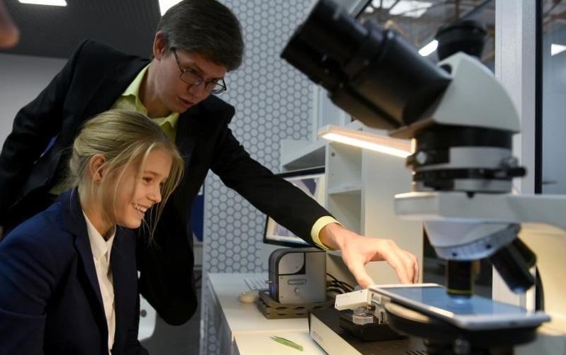 Детский технопарк откроют в Троицке до конца года