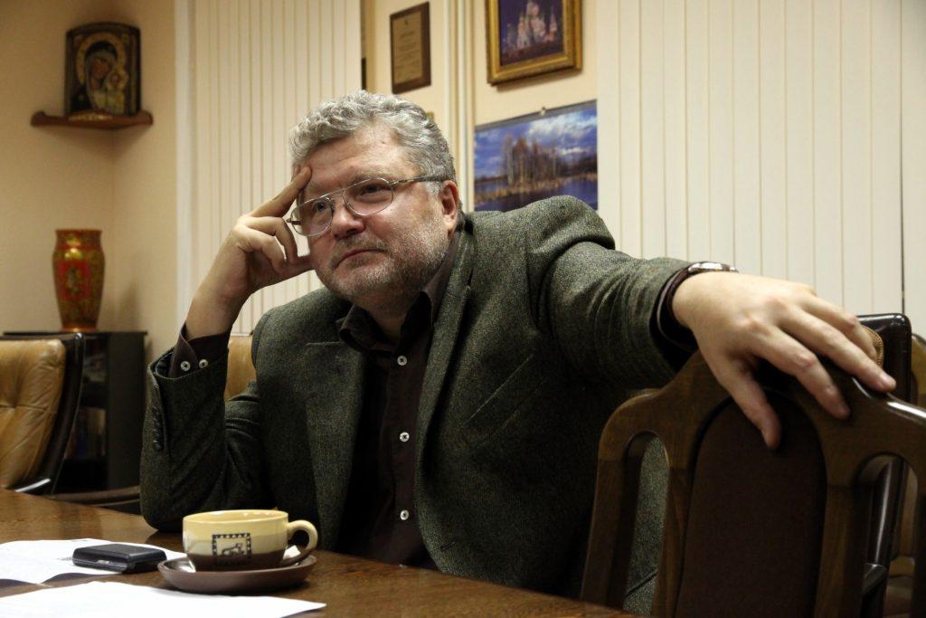 Юрий Поляков: По субботам устраиваю писательскую баню
