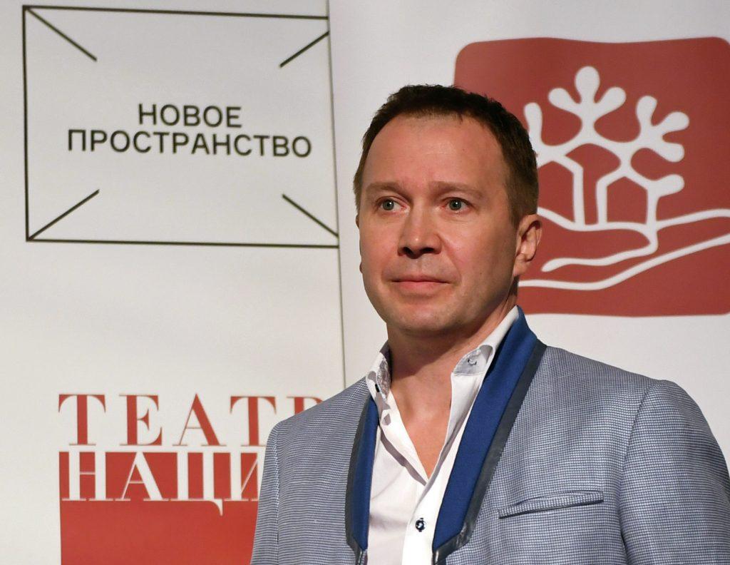 Евгений Миронов: Никогда не опускайте рук и не сдавайтесь