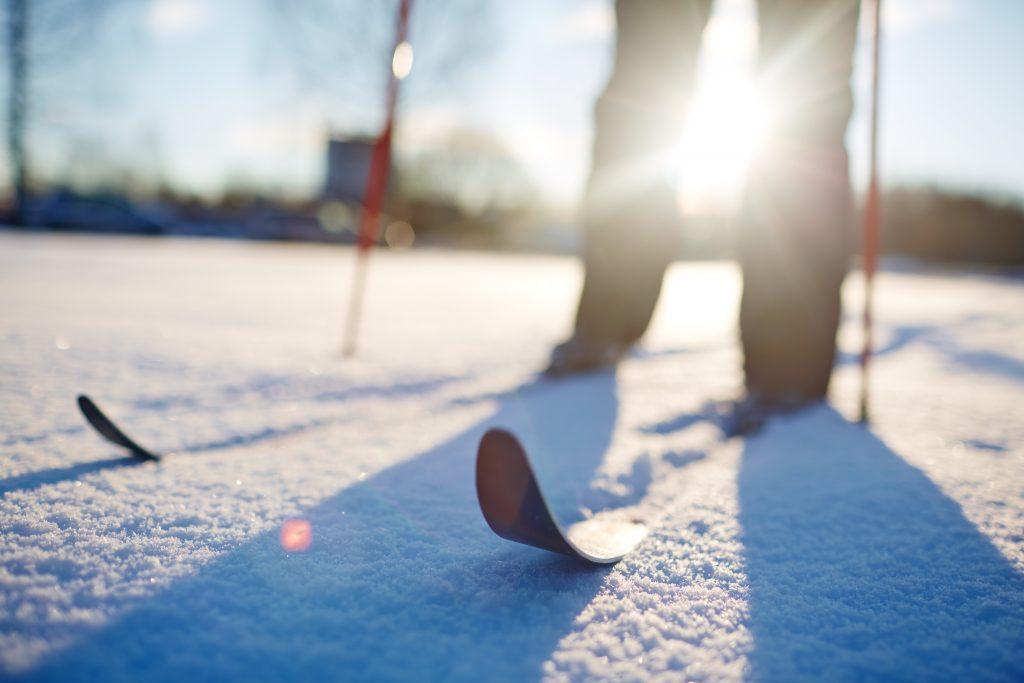 Встаем на лыжи