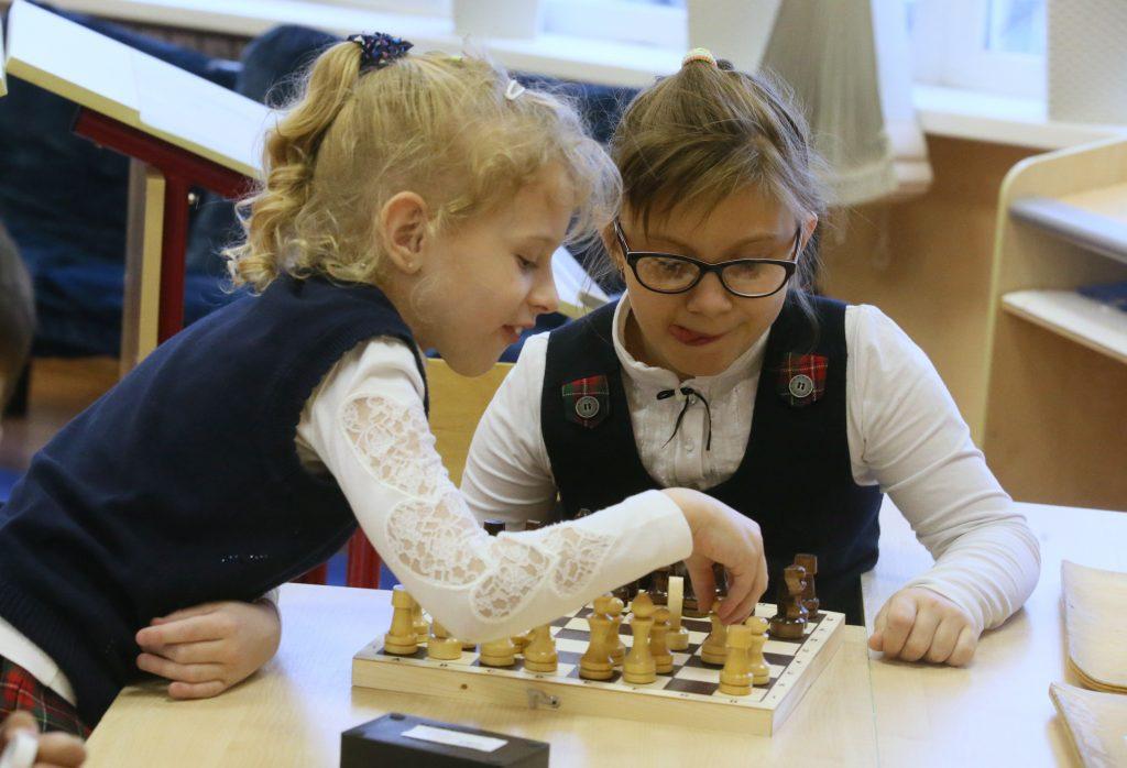 Стоп-кадр: шахматный турнир на перемене