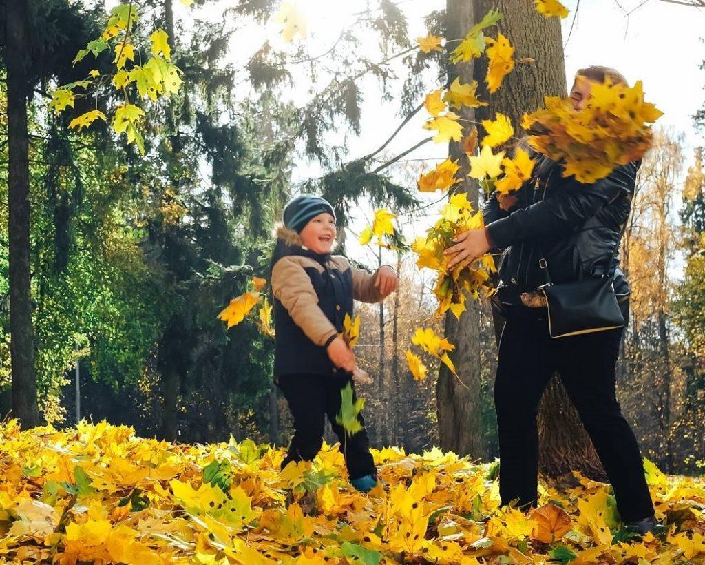Фотоконкурс «Осенний отдых» на сайте газеты «Новые округа» продолжается