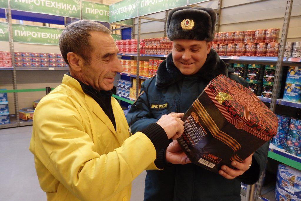 В Москве проведут рейды против «подпольной» пиротехники