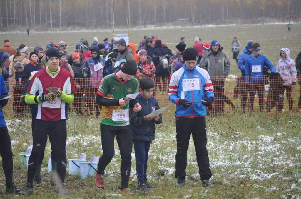 Жители Вороновского выступят на состязаниях по спортивному ориентированию «Рубеж славы»