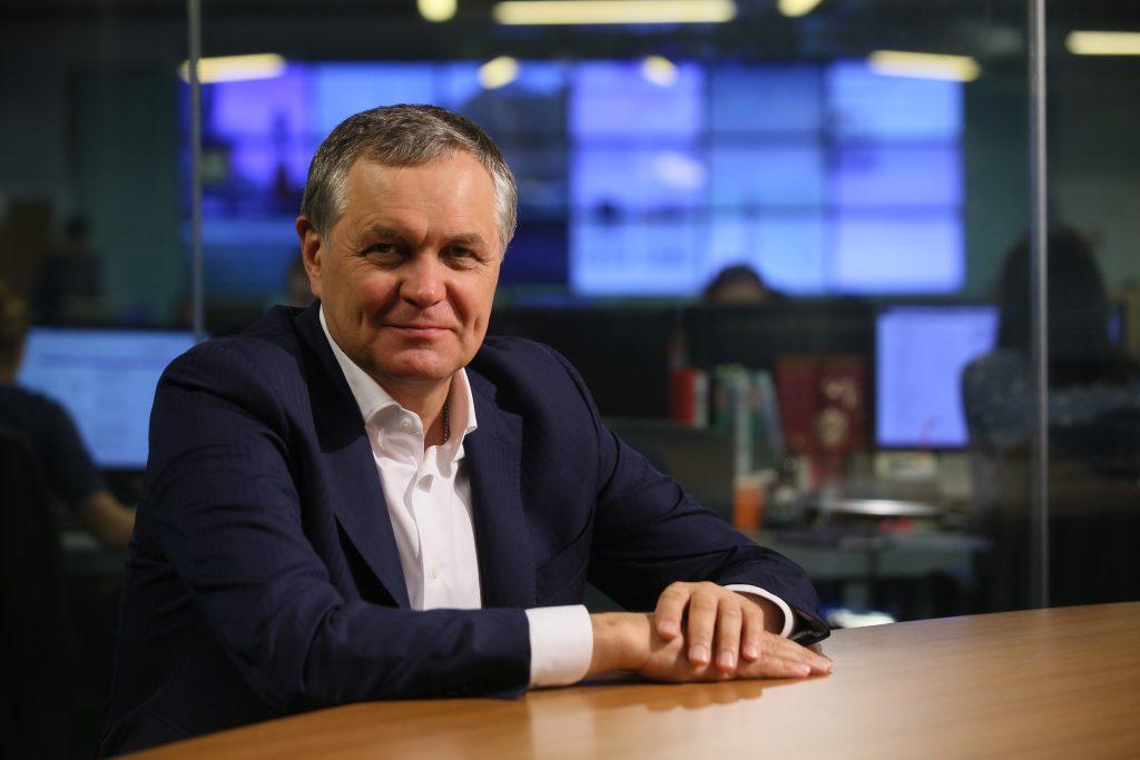 Владимир Жидкин, руководитель Департамента развития новых территорий Москвы. Фото: Антон Гердо
