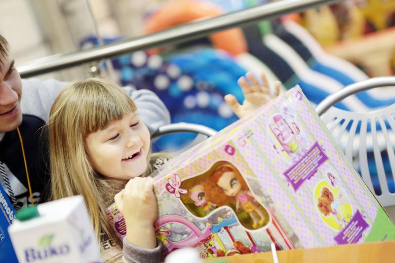 Благотворительную акцию в поддержку детей из приюта проведут в Михайлово-Ярцевском