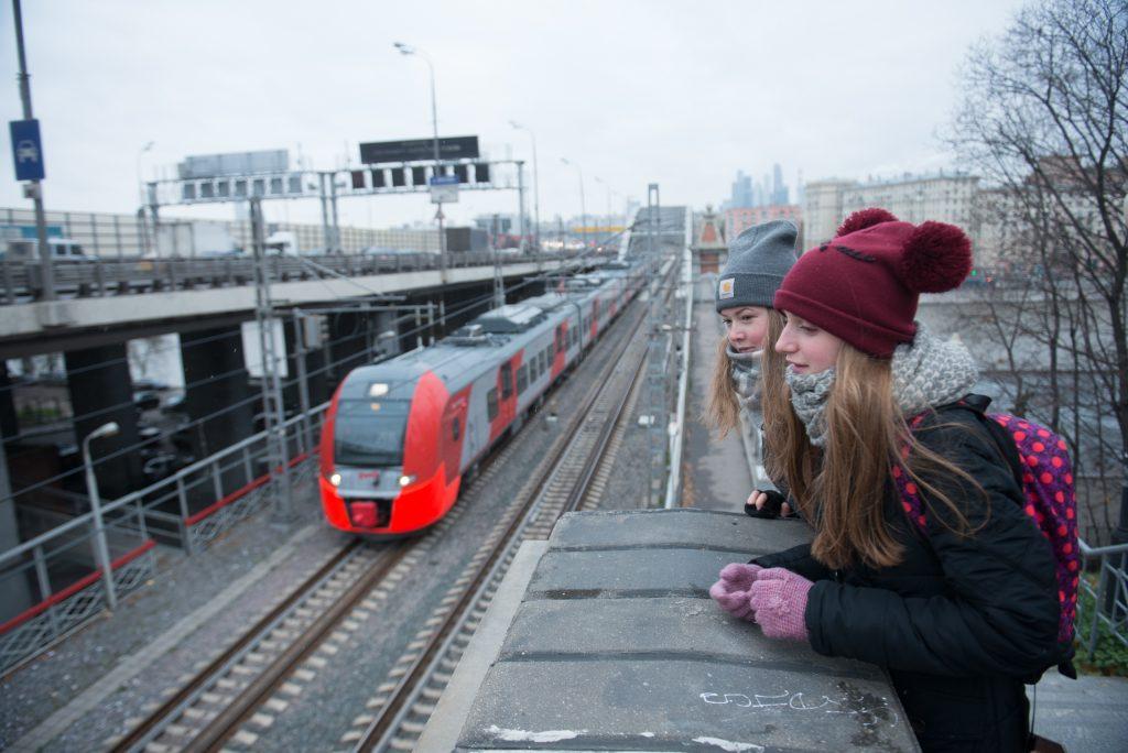 МЦК побило рекорд пассажиропотока 9 ноября