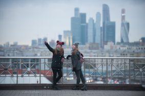 В центре Москвы появятся четыре светящиеся эко-скульптуры
