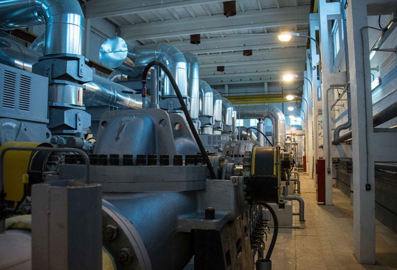 Систему водоотведения начали развивать в Новой Москве