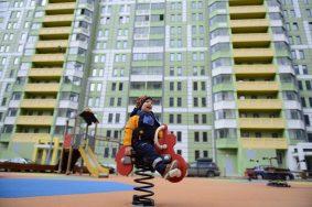 Свыше сотни панельных домов нового типа возведут в Москве