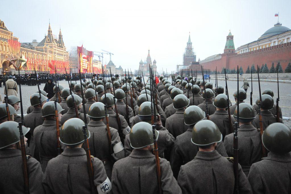 На 7 ноября в мавзолей Ленина не пустят посетителей