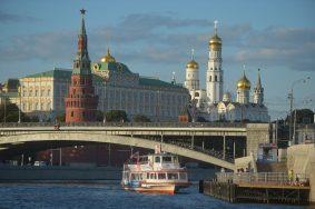 Почти миллион пассажиров перевезли речные суда Москвы за лето