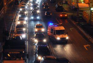 Несколько съездов временно закроют в центре Москвы